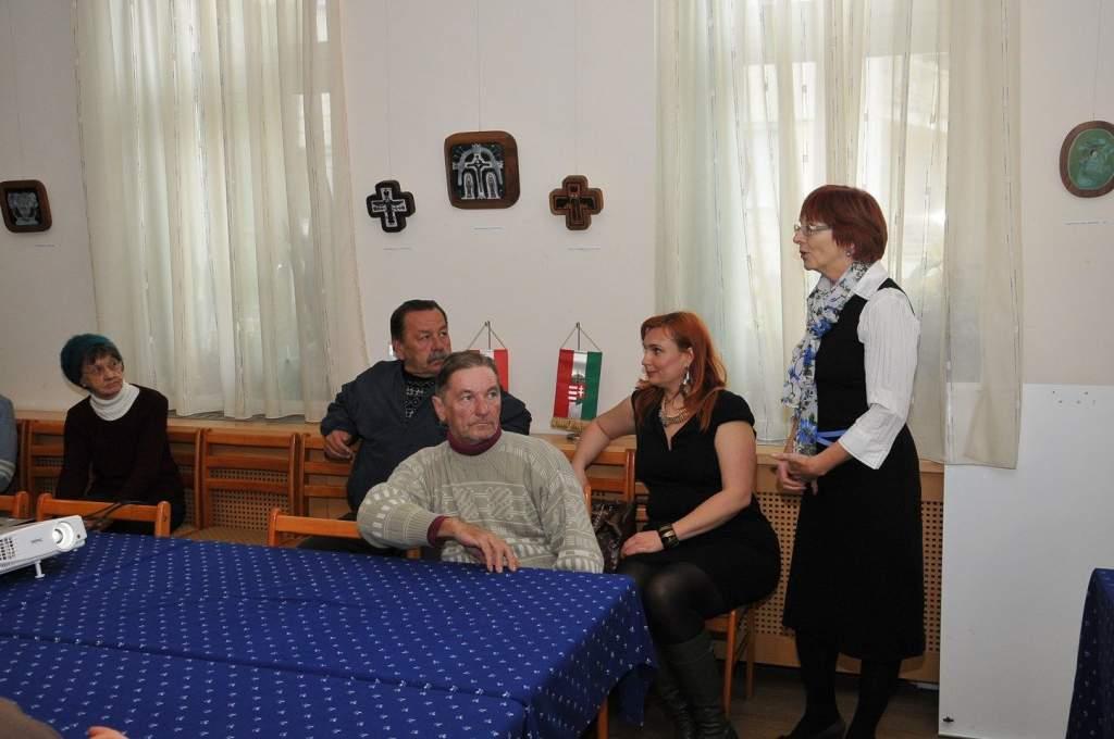 Az aranykor polgármesteréről tartott előadást Somogyvári Ágnes