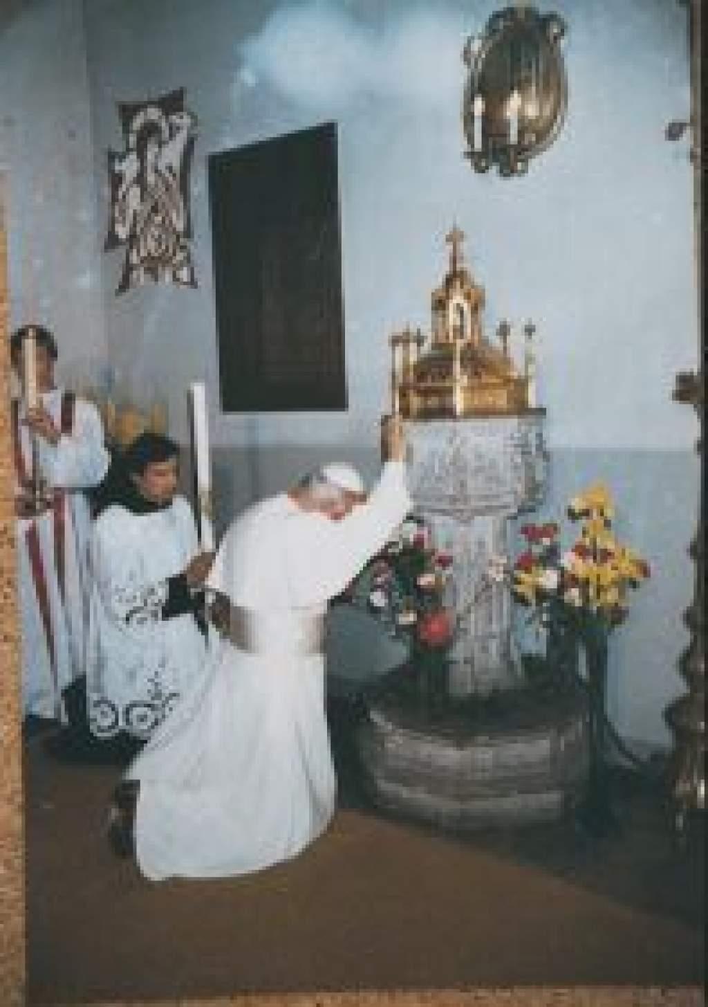 II. János Pál pápa nyomában Dél-Lengyelországban