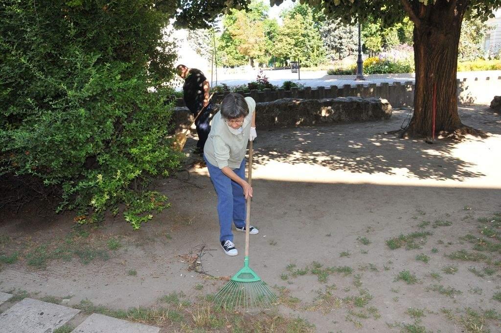 Romkertet takarított a Wojtyla család, majd Andrássy Ákos felajánlott ebédadományát ehettük