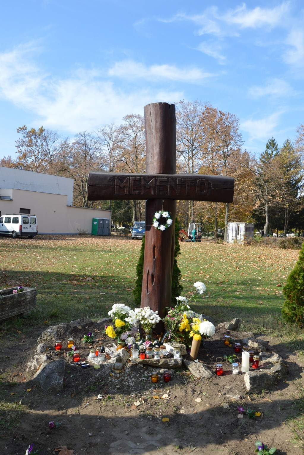 Magányosan elhunyt embertársainkra emlékeztek a wojtylások