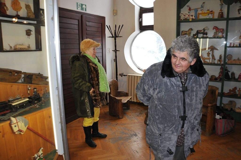 A Szórakaténusz Játékmúzeumban járt a Wojtyla Ház családja