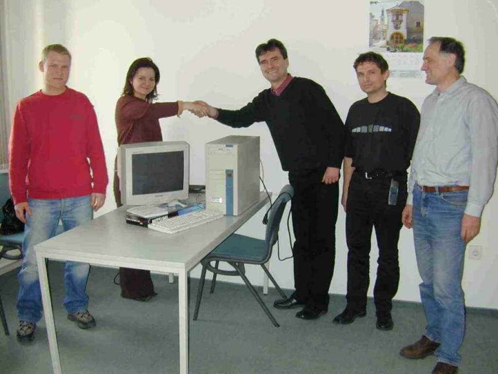 Számítógép a CabTec Kft.-től