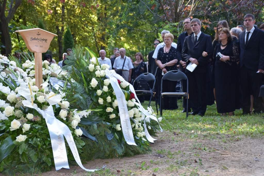 Amikor búcsúzni kell – A Wojtyla sorsközösség is elköszönt Székely Györgytől