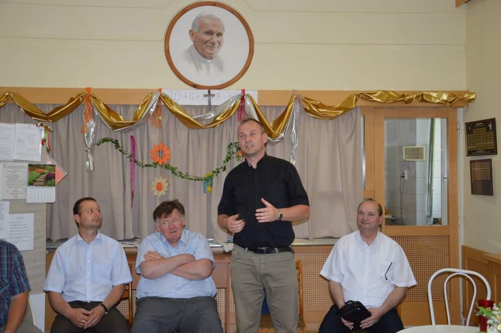Egy csillaggal több ragyog az égen – Elhunyt Moldván Tibor szikszói görögkatolikus parókus