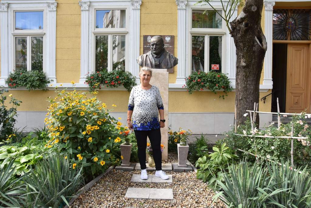 Horváthné Terike - Életutam a sport terén