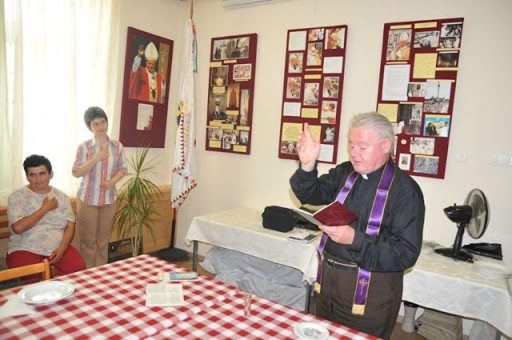 Elhunyt Balázs Gergely piarista szerzetes