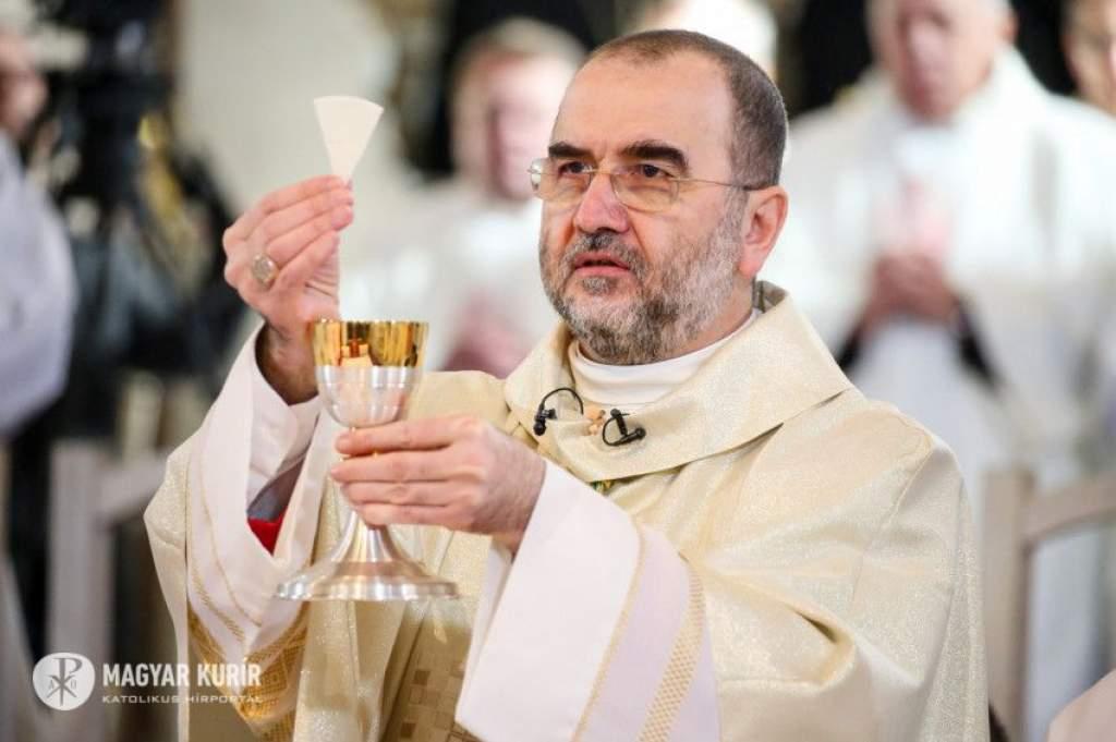 Kórházba szállították Kovács Gergely gyulafehérvári érseket – Imádkozzunk a főpásztor gyógyulásáért!