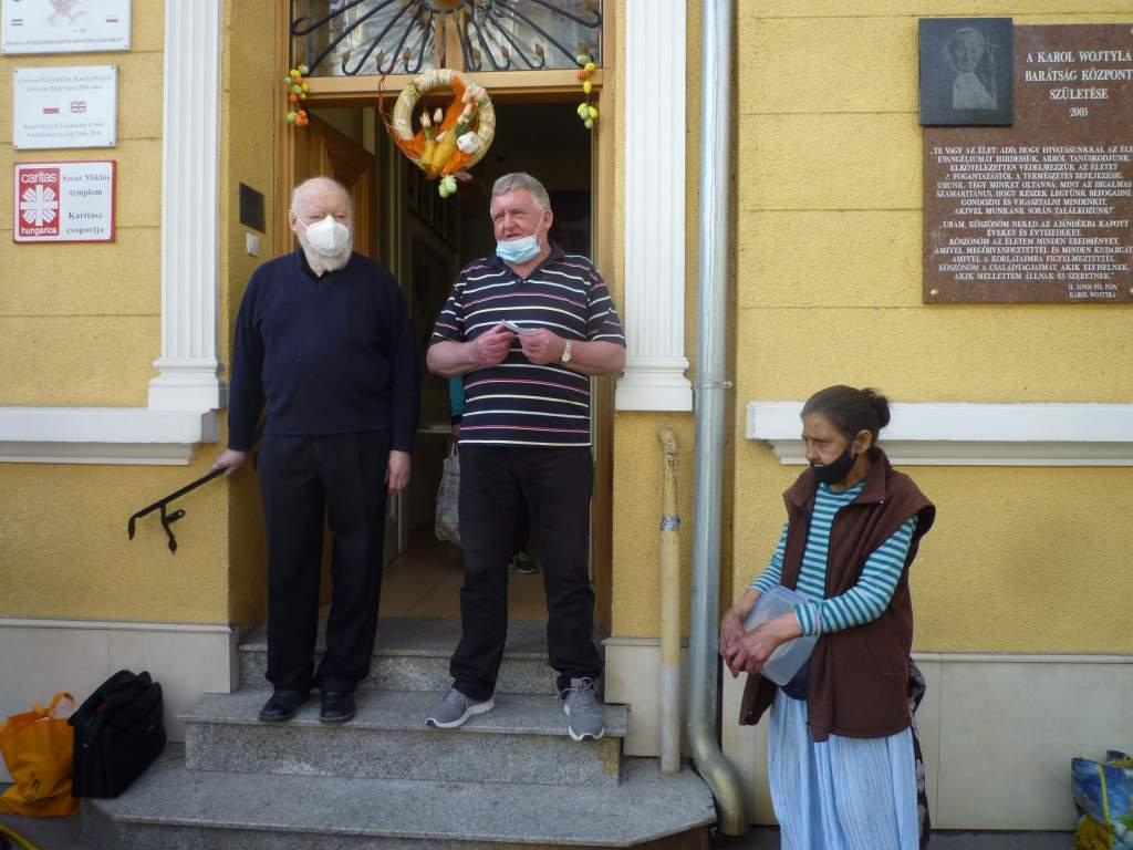 Birkapörkölt Borota polgármester asszonyának felajánlásával