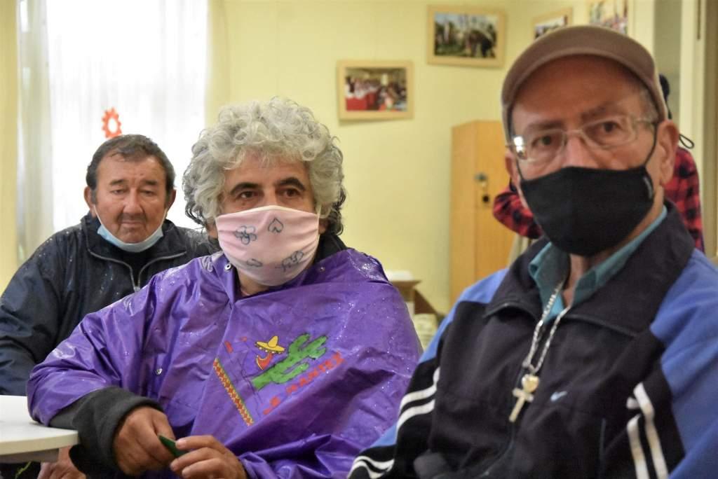 Az izsáki Vino Étteremből érkezett a hétfői ebéd