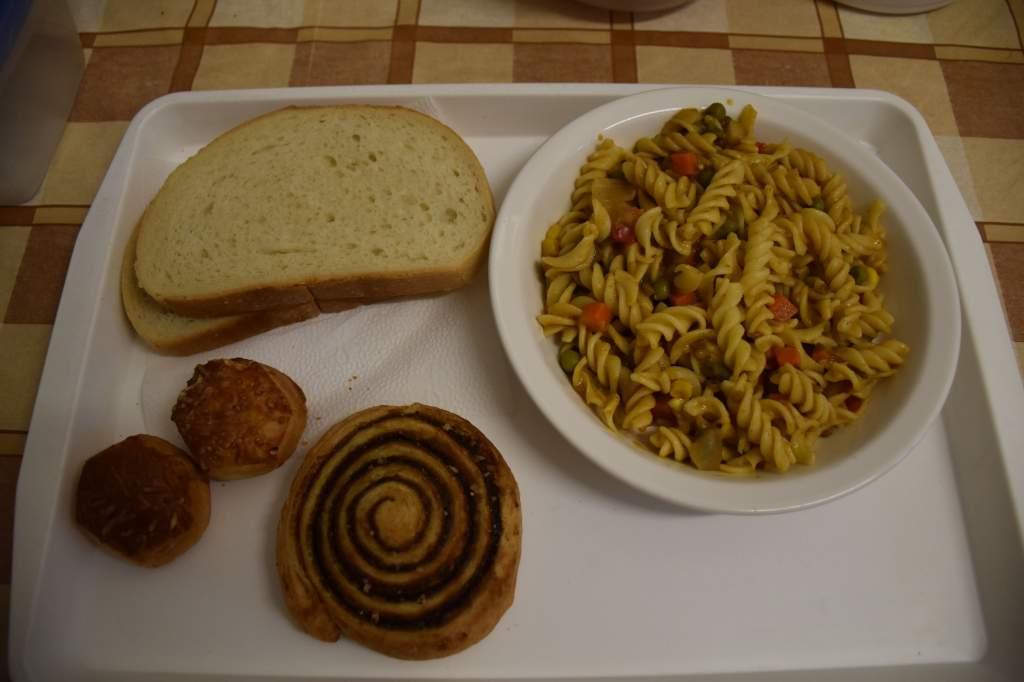 Rehák Róbert jóvoltából ebédeltek a szegények