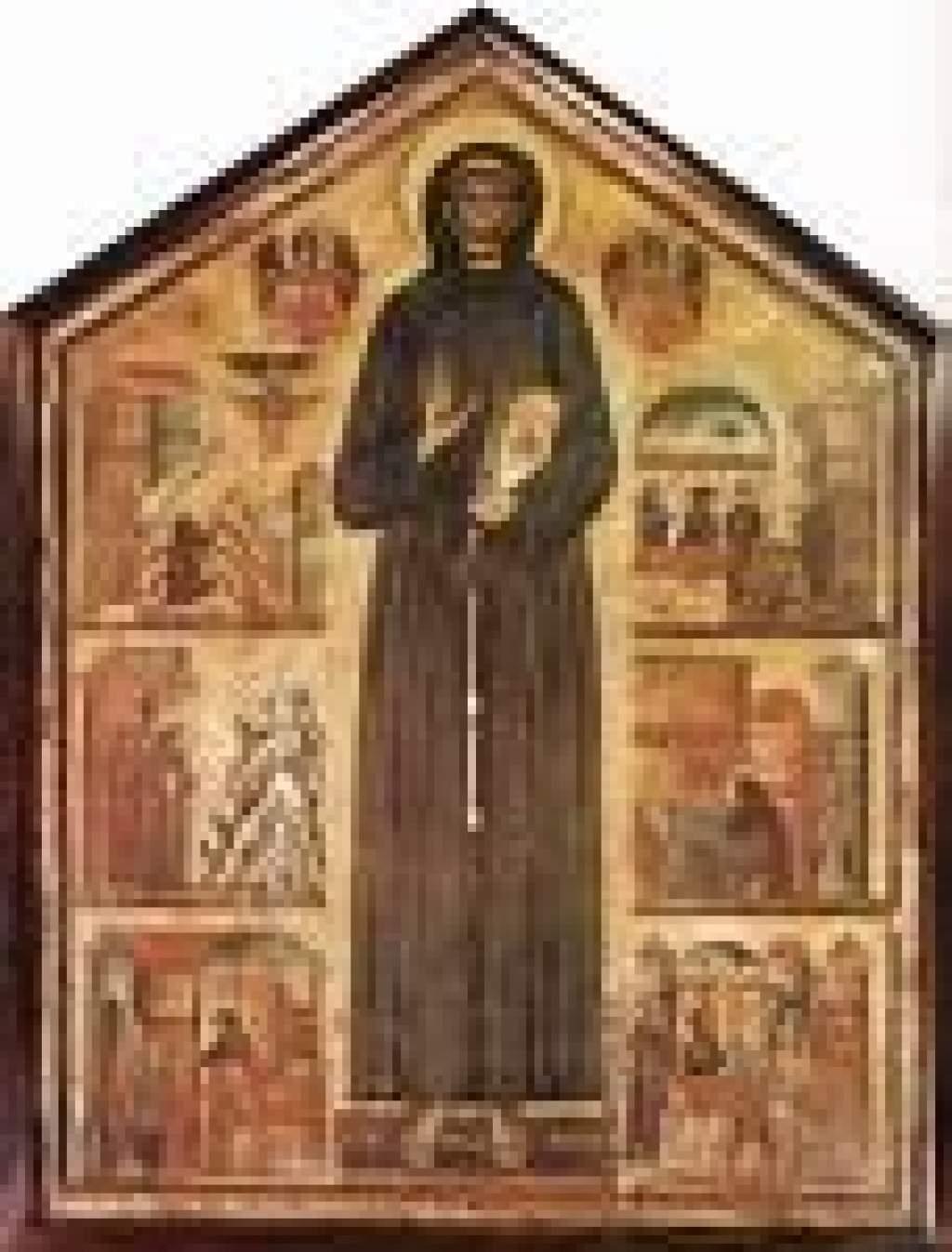 Szent Ferenc boldog halálára emlékezünk Kecskeméten is