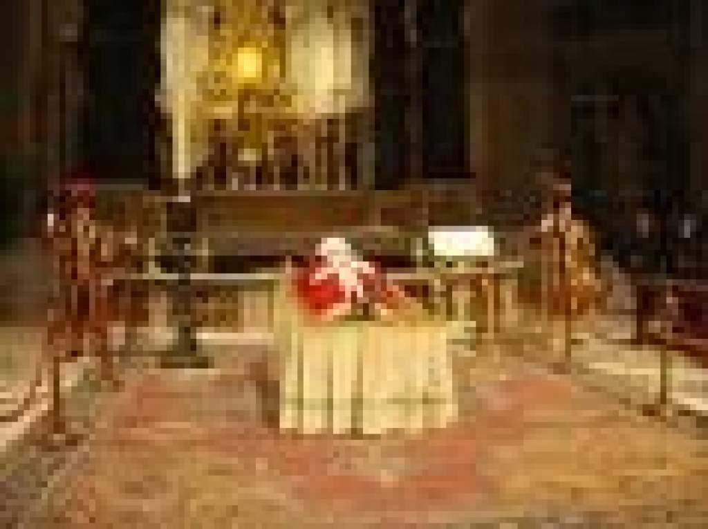ATYÁNK II. JÁNOS PÁL PÁPA  VÉGRENDELETE