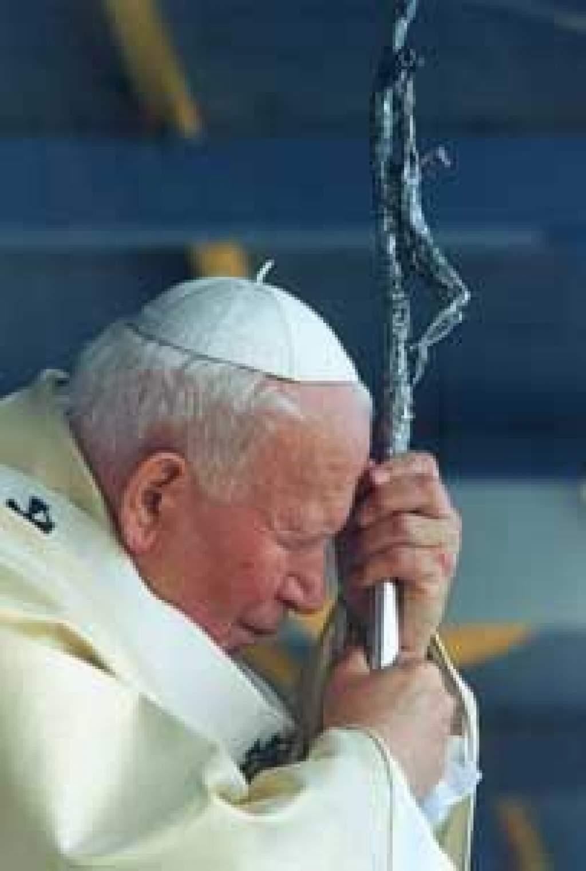 """""""Szentatya, lassabban sétáljon, ha ilyen gyorsan megy, kifut a Vatikánból!"""""""