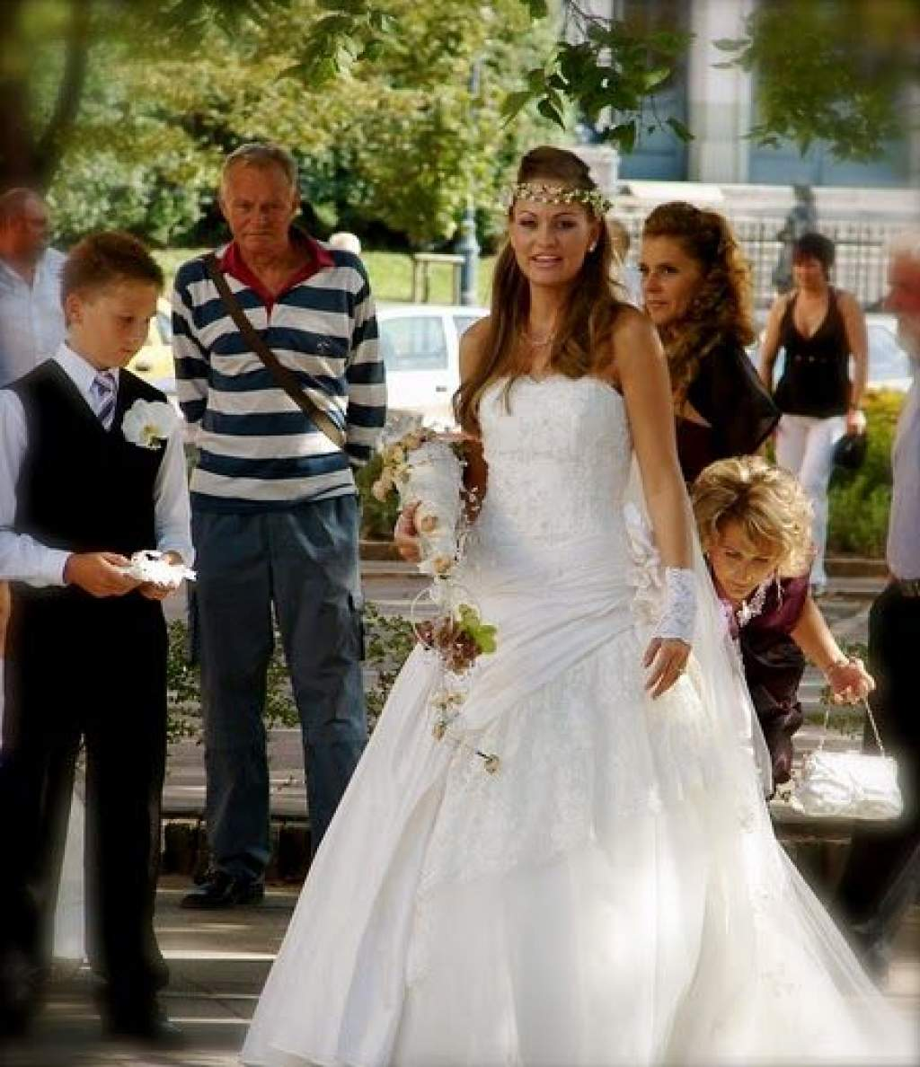 """A """"virágos lány"""" álomesküvője"""