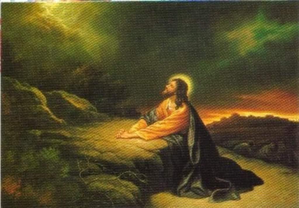 """Napi evangélium """"Fia születik majd, akit Jézusnak nevezel, mert ő váltja meg a népét bűneitől."""""""