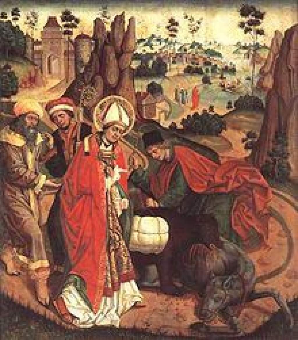 A NAP SZENTJE: SZENT KORBINIÁNUSZ püspök