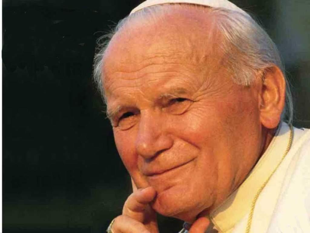 Karol Wojtyła a Facebookon