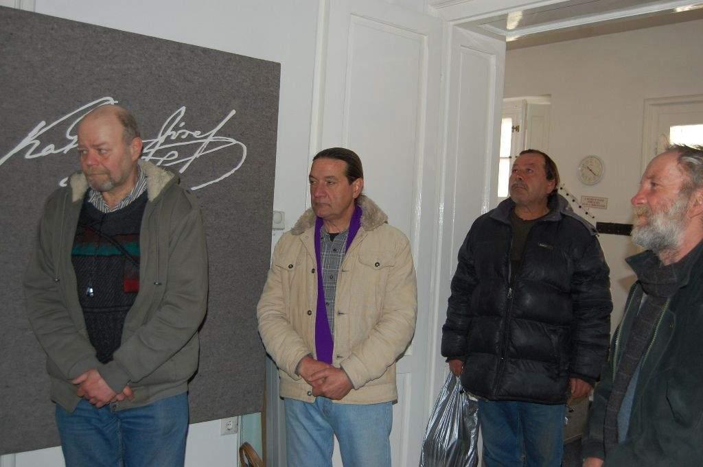 Múzeumlátogatás: Katona József szülőházában járt a Wojtyla Család