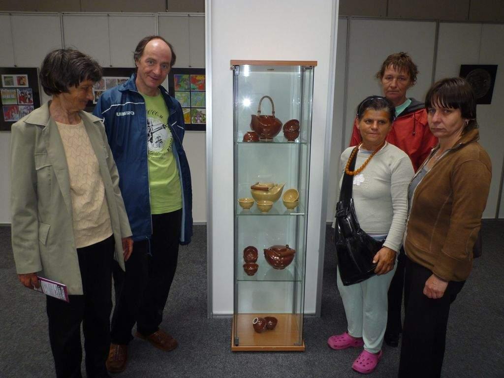 Vizsgakiállítás a művelődési házban: a Wojtyla család is vizsgáztatta az alkotásokat