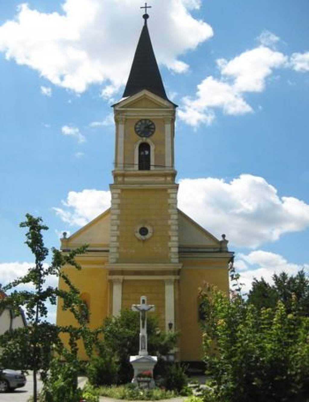 Érseki szentbeszédek: a hit szolgálatában - 2012 szeptember 16. Jászszentlászló
