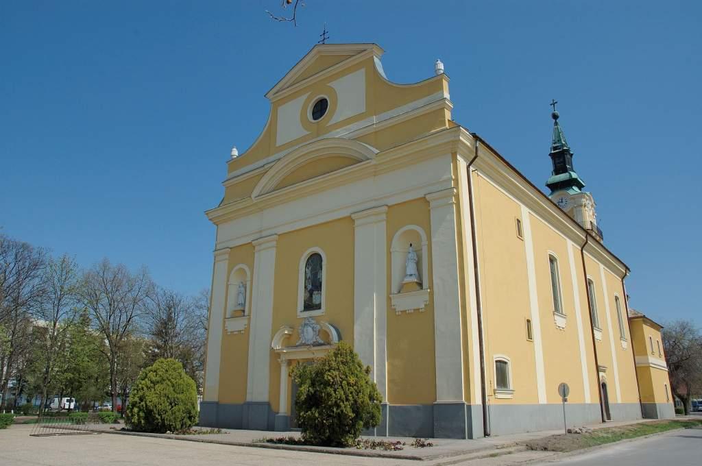 Érseki szentbeszédek: a hit szolgálatában - 2012 szeptember 16. Kiskunmajsa