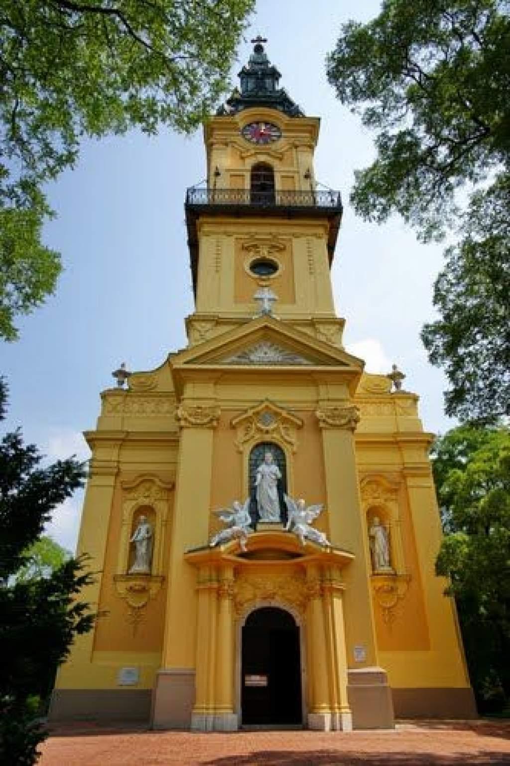 Érseki szentbeszédek: a hit szolgálatában - 2012 szeptember 23. Kiskunfélegyháza