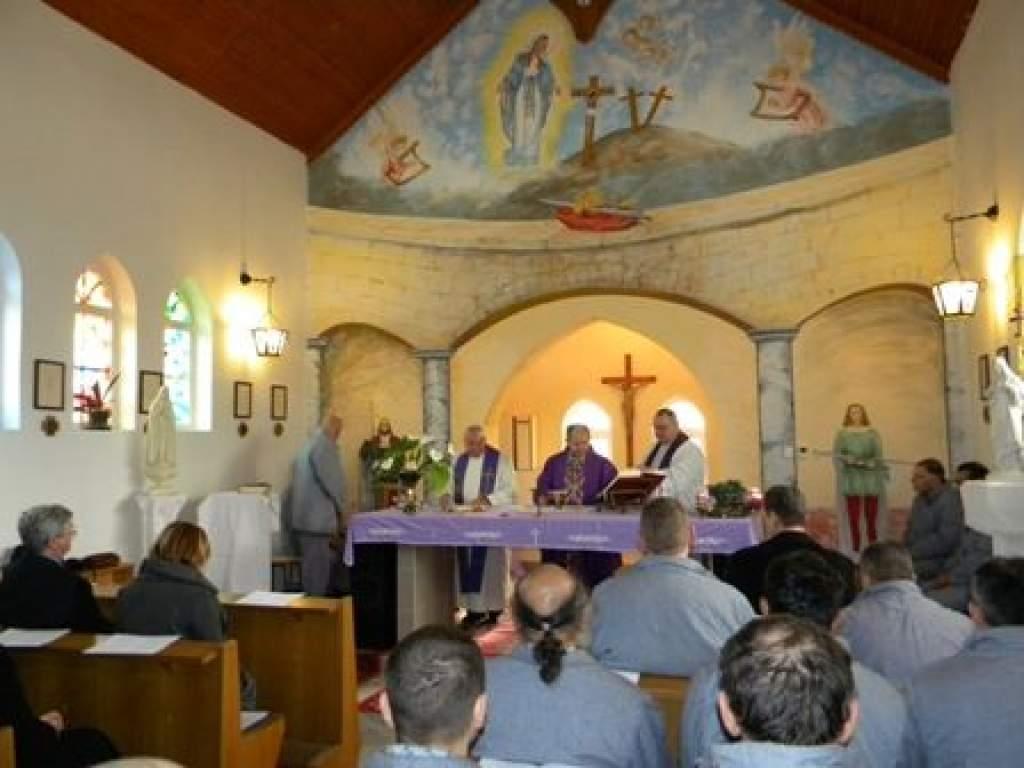 Érseki szentbeszédek: a hit szolgálatában - 2012 szeptember 24. Állampuszta