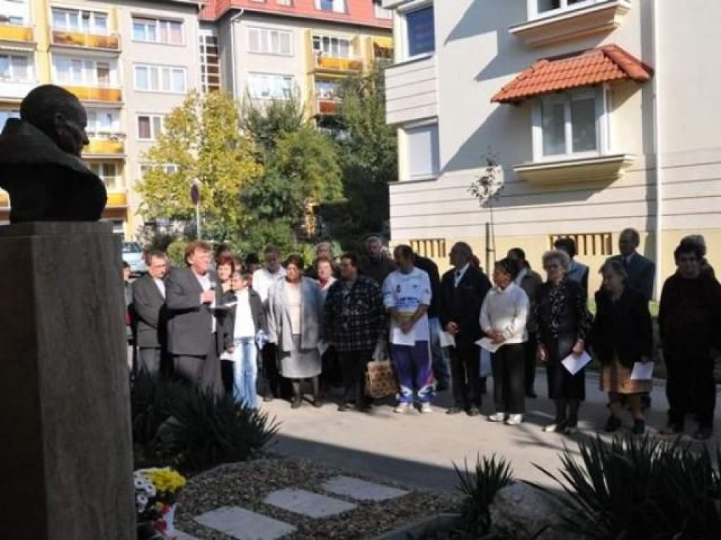 A Wojtyla Ház nagyünnepe: Csaba testvér a Barátok templomában elmélkedett