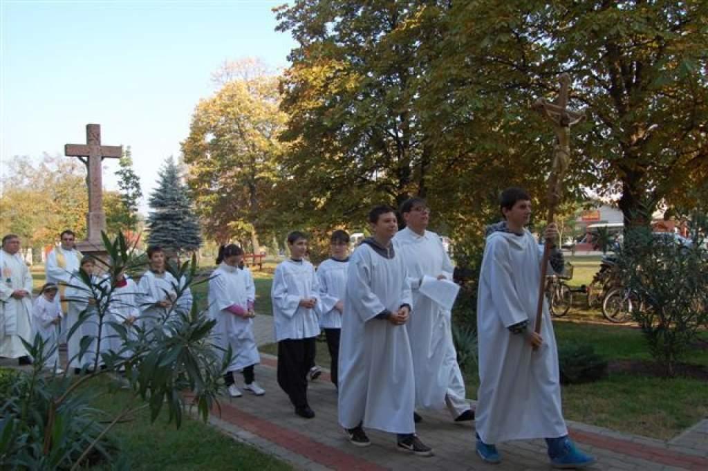 Érseki szentbeszédek: a HIT ÉVÉBEN: - 2012 október 23. Tompa