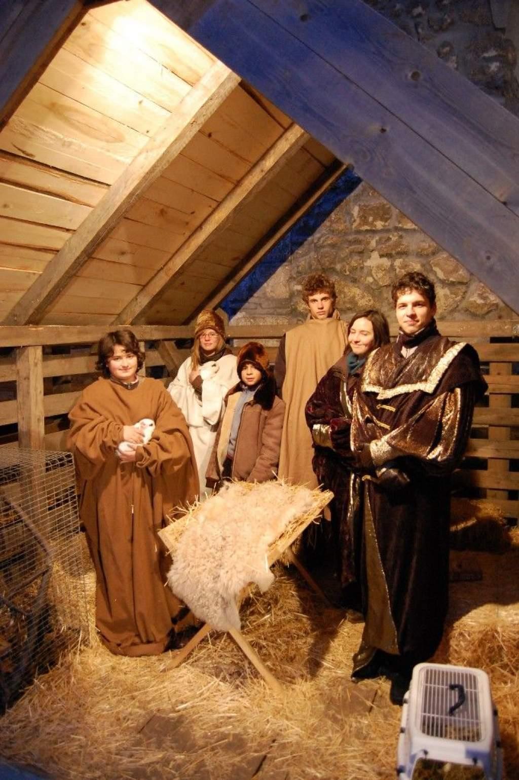 Bezárt az Élő Betlehem Kecskemét főterén