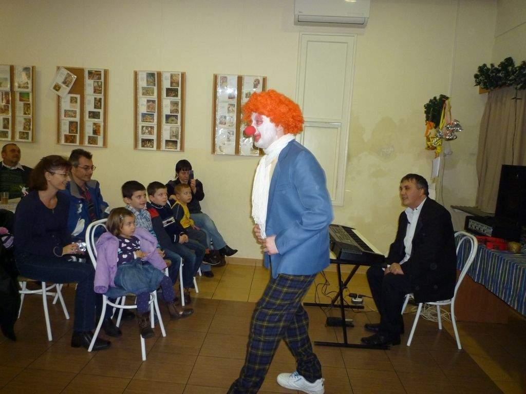 Gyerekeknek szóló előadás a Wojtyla Házban: Trall Lali itt tanult meg énekelni