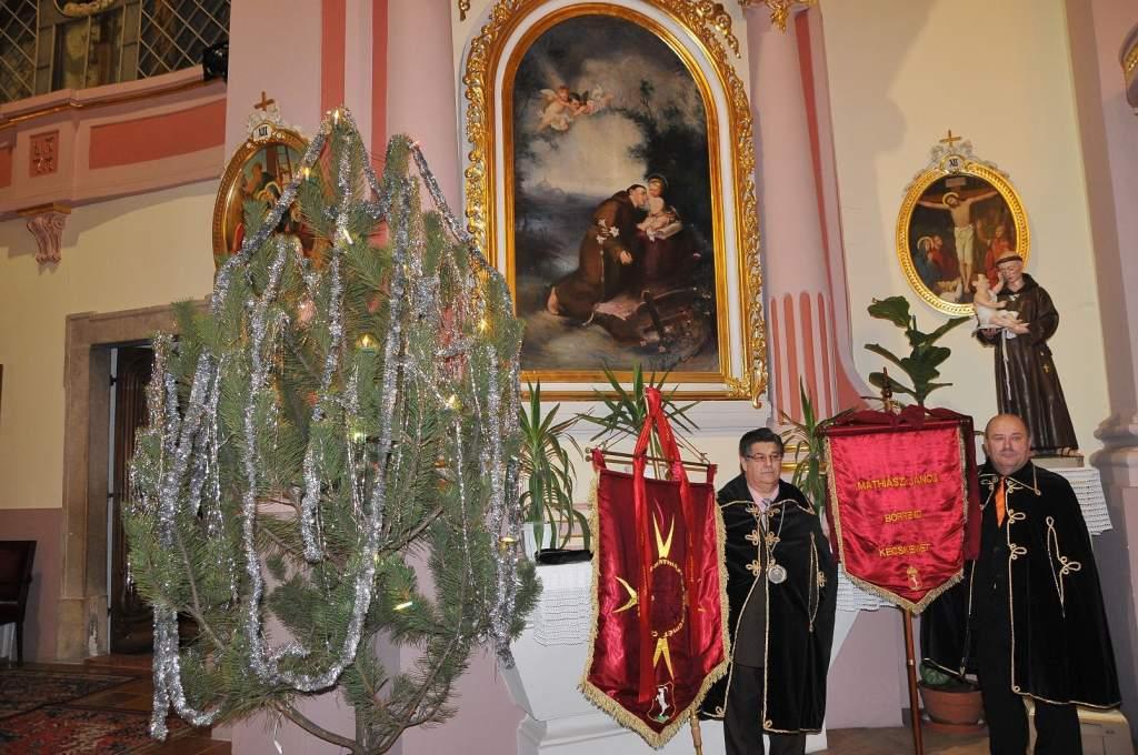 Szent János napi boráldás és borkóstoló a Barátok templomában-Videóval