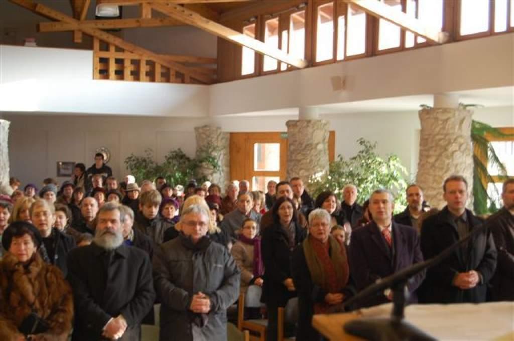 Érseki szentbeszédek: a HIT ÉVÉBEN: - 2012 December 30. Kecskemét