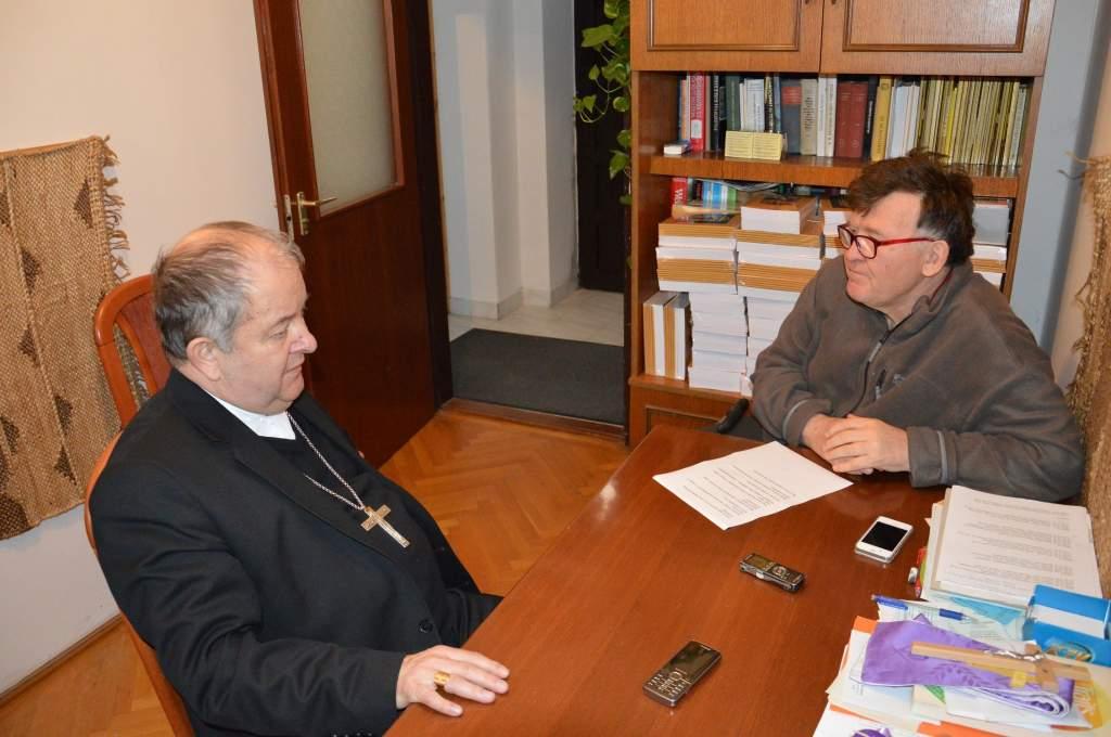 Hitvallás – Beszélgetés dr. Bábel Balázs kalocsa-kecskeméti érsekkel a Rádió Charitason